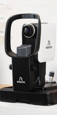 Nieuw in Schijndel: Rodenstock Fundus scanner